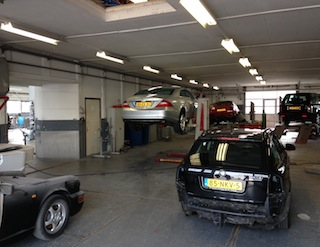 Duyndam autoschade fixico for Garage brothers utrecht ervaring